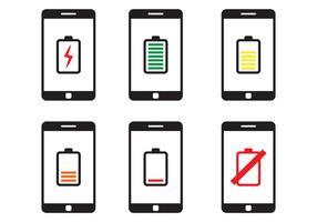 Telefon Batteri Ikon