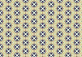Dekorativ mönstervektor vektor