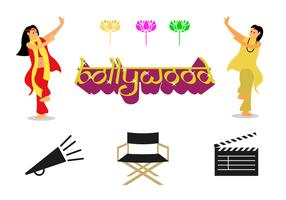 Kostenlos Bollywood Vector