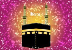 Freier Mekka-Vektor vektor