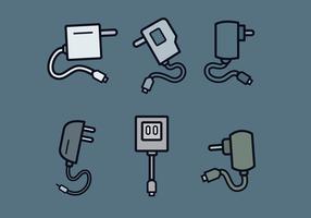Free Phone Ladegerät Vektor