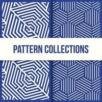 nahtlose Muster Spinnenhaus Sammlung