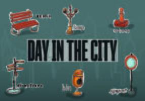 Gratis Vector City Objekt
