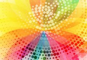 Flora Zusammenfassung Hintergrund vektor