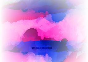 Abstrakt vattenfärgfärg
