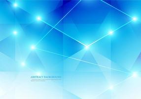 Virtuell Teknologi Vektor Bakgrund