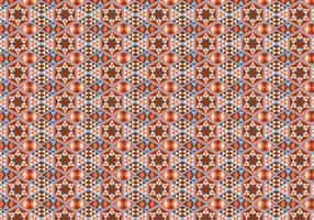 Abstrakt geometrisk mönster vektor
