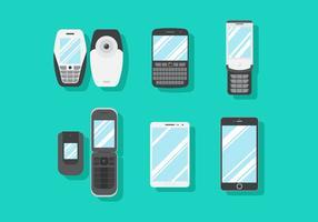 Vektor Handphone
