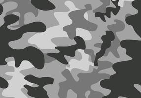 Gratis Grå Camouflage Vector