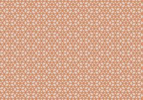 Kubisk mönster bakgrund vektor