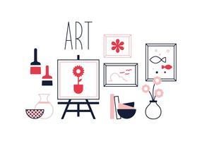 Freier Kunst-Vektor