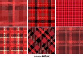 Skotska vektormönster
