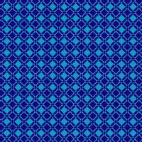 blaues Rautenformmuster