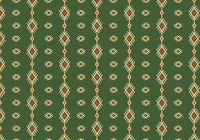 Traditionell Rustik Mönster Bakgrund vektor