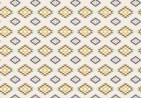 Geometrischer Native Pattern Hintergrund vektor
