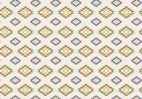 Geometrisk inbyggd mönster bakgrund