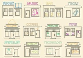 Entrepreneur Business Icon Vektoren