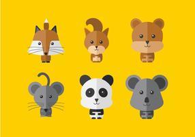 Vektor djur