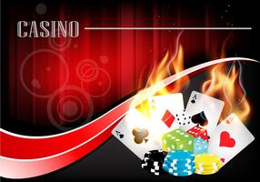 Casino Bakgrund Vector