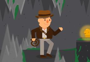 Vektor Indiana Jones