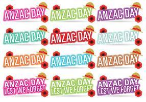 Anzac Day Titel