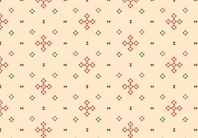 Geometrische Beige Hintergrund Patternb vektor