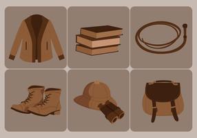 Indiana Jones Vektor