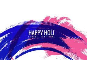 Free Holi bunte Vektor Hintergrund