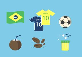 Brasilien Vector
