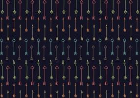 Freier Pfeil-Muster-Vektor vektor