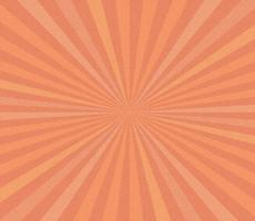 Textured Sunburst Hintergrund vektor