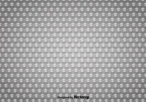 Vector Grau Bubble Wrap Hintergrund
