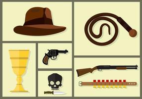 Indiana Jones vektorer