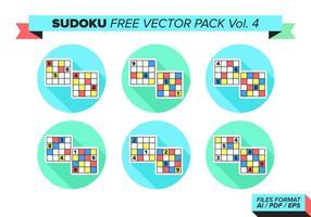 Sudoku fri vektor pack vol. 4