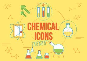 Kostenlose Chemical Vector Icons