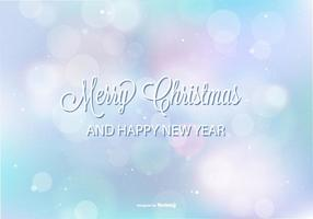 Schöne Weihnachten Illustration