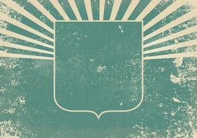 Retro Grunge-Stil Hintergrund vektor