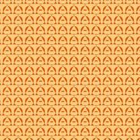 fin orange fin mönster designmall