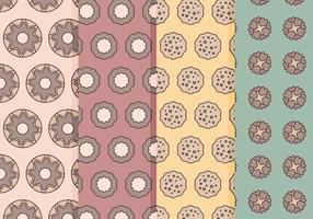 Vektor Süßigkeiten Muster