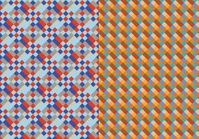 Fliesengeometrisches Muster vektor