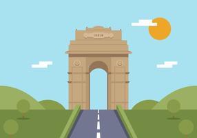 Vektor Indien Tor