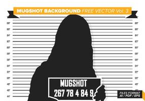 Mugshot Hintergrund Free Vector Vol. 3