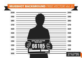 Mugshot Bakgrund Gratis Vector Vol. 2