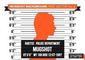 Mugshot Hintergrund Free Vector Vol. 4