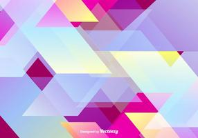 Abstrakt Färgglada Wallpaper Vector Bakgrund