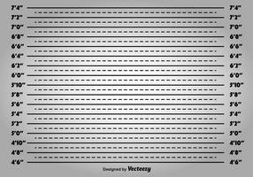 Vector Mugshot Hintergrund
