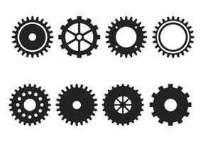 Free Gear Wheels Vektor