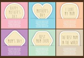 Mütter Tag Flyer