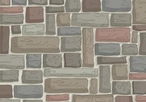 Stonewall bakgrundsvektor vektor