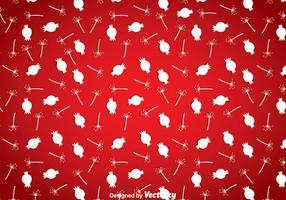 Rosehip röd bakgrund